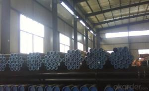API 5L GR.B ERW Steel Pipe for Oil and Gas
