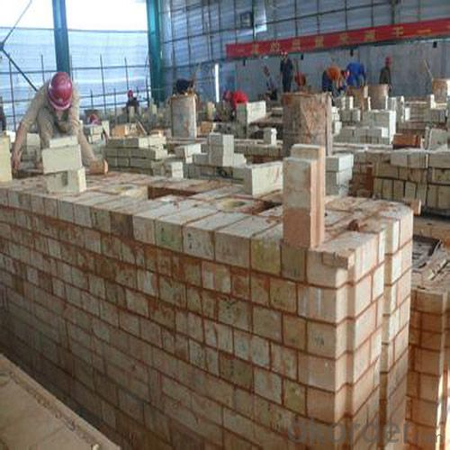 Silica Brick For Coke Oven---GG94