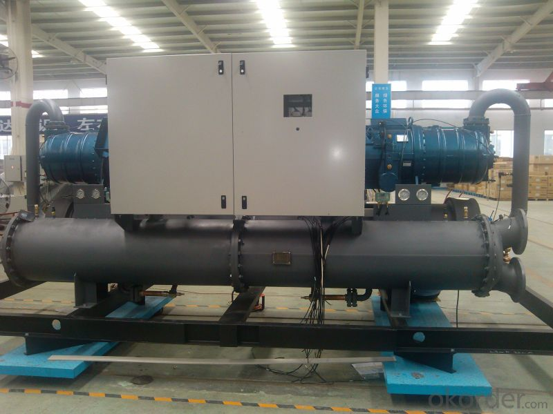Water Cooled Screw Series Unit