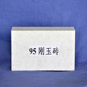 High Alumina Brick 95% Al2O3 content