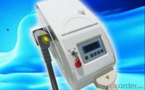 Q switched Nd Yag Laser Machine for Tatoo Removal Eyeliner Removal