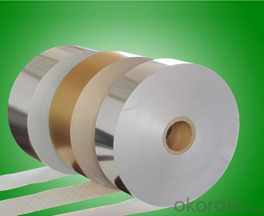 Aluminum Foil For Lamination and Printing