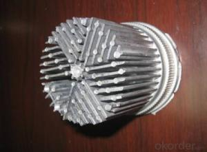 Customized aluminum die casting parts for LED lighting (with painting)