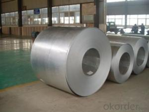 Gavalume Mg steel coils