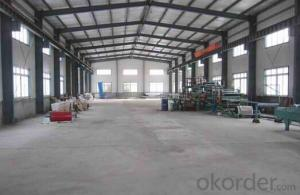 prefab steel warehouse building