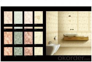 Ceramic Wall and Floor Tiles for Bathroom use