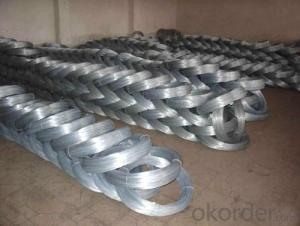 Cheap price galvanized iron wire( hot dipped or electro)