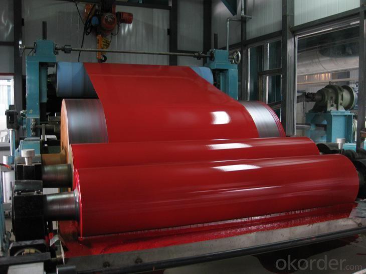 Prepainted gavalume steel coils、