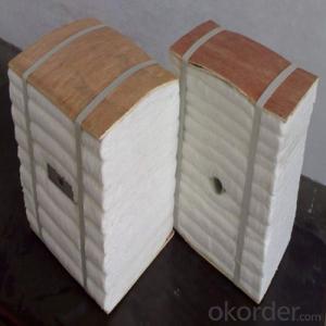 Ceramic Fiber Module 1260 HP hot sale