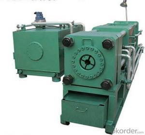 Hydraulic Upsetting Machine YDG upsetting machines are suitable to thicken the end of various drill pipe used in oi