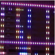 Video Club Lighting Bar Wall Decorating Bar CMAX-X4