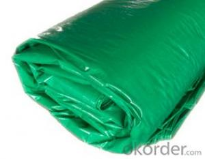 Strong tensile waterproof pe tarpaulin