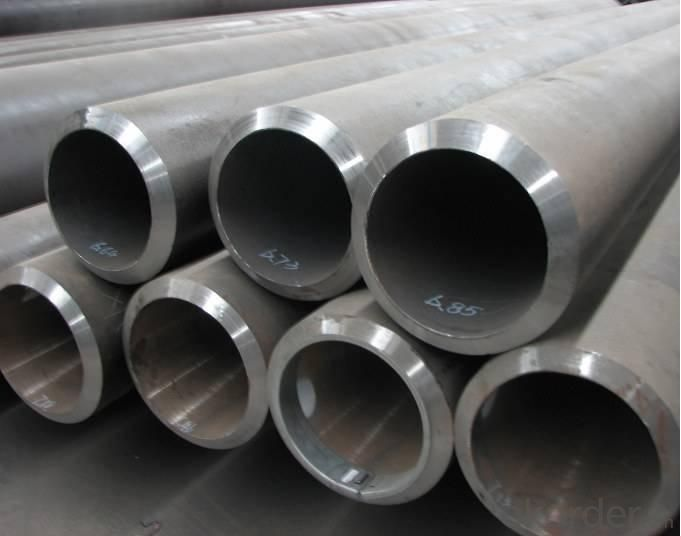 Seamless Stainless Steel Pipe (200 / 300 / 400 Series)