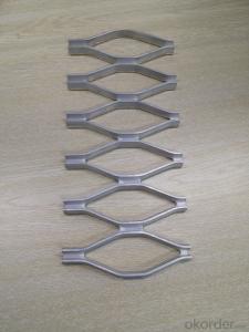 Aluminum protective screening