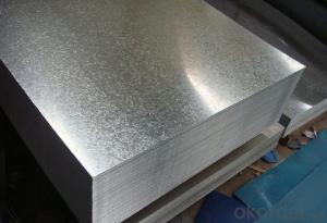 Gavanized steel sheets
