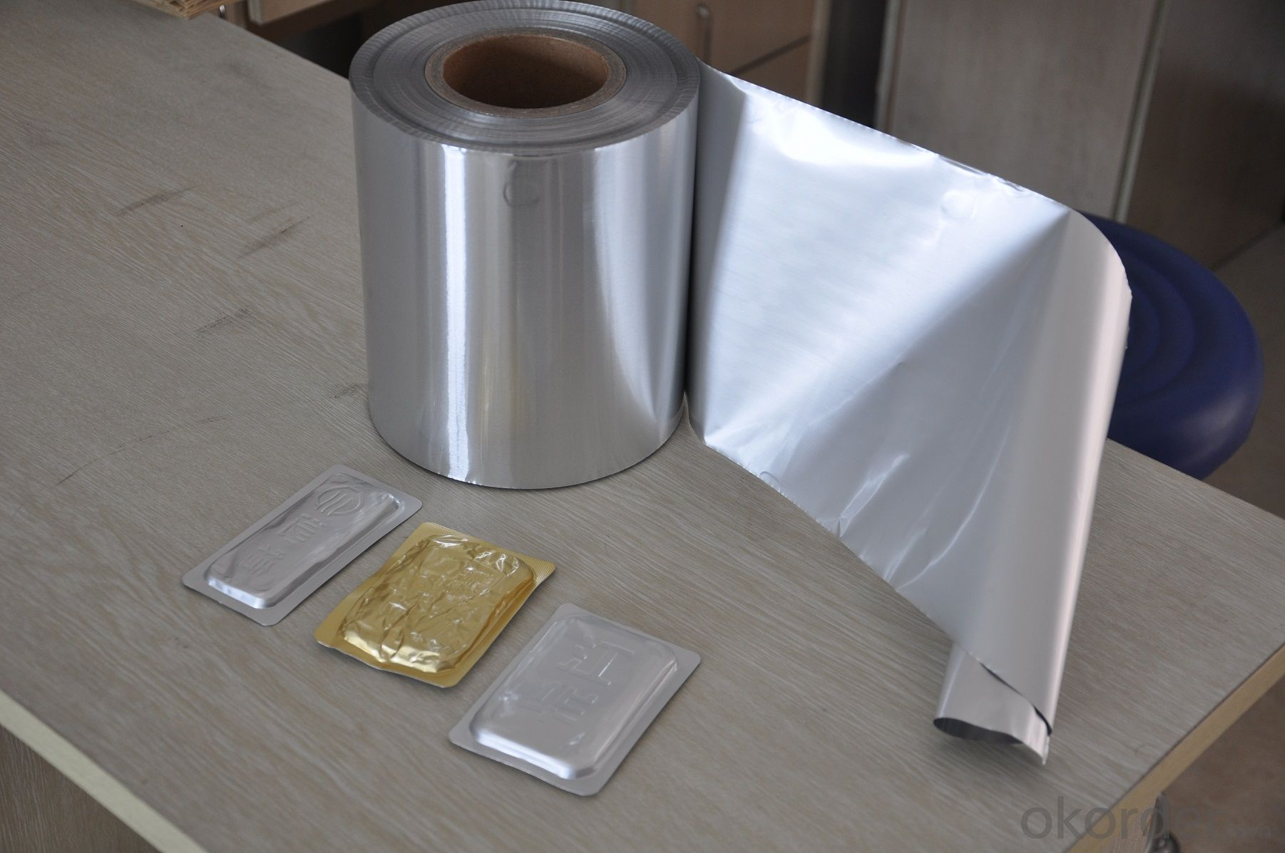 Tropical Blister Foil for Medical Packing