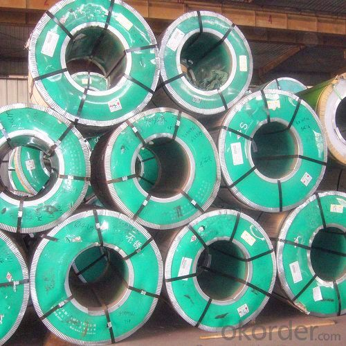 Hot Rolled Stainless Steel Coil 430 No.1 Finish