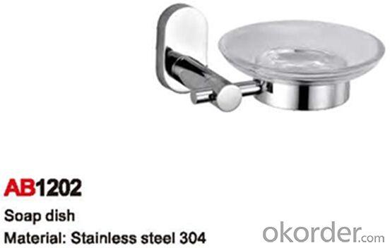 Nice Design Bathroom Accessory Soap Dish AB1202