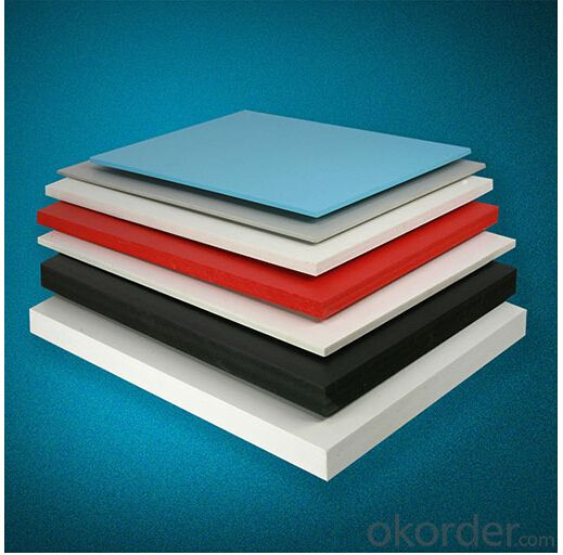 PVC Celuka Foam Sheet