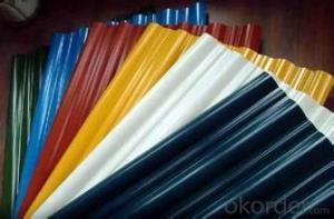 PPGI steel sheets