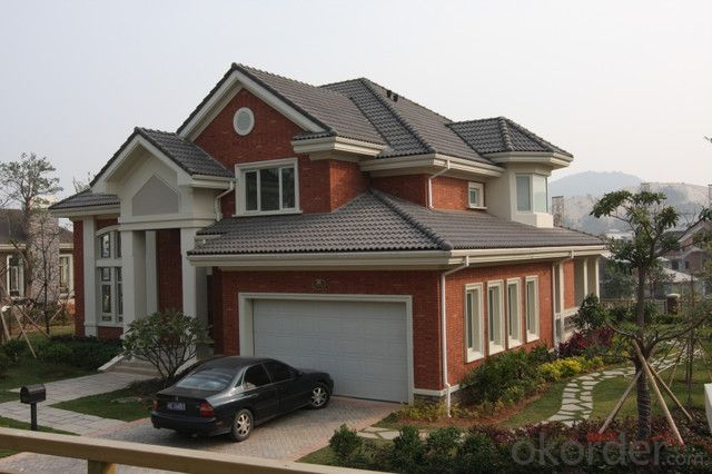 Modern Style Light Steel Structure Prefabricated House