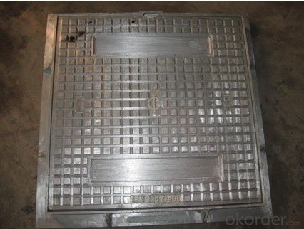 Manhole Cover Ductile Iron MC054 D400 Whole Sales