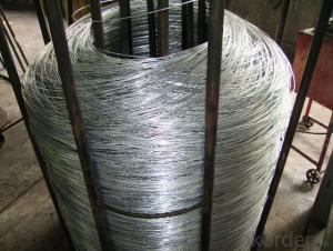 Galvanized Steel Wire For Fence