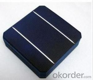 HOT SALE TUV CE UL MCS CEC monocrystalline silicon solar cells made in China