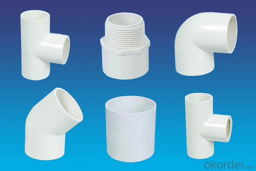 PVC Pressure Pipe 115 Made in China on Sale