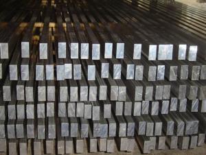 Alloy aluminum row