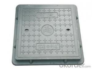 Manhole Cover for Vehicular and Pedestrian Areas