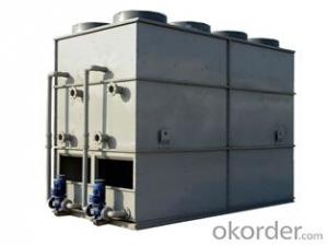 FBP closed cooling tower