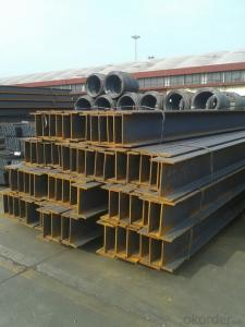 Hot Rolled Steel H Beams JIS Standard