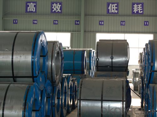 Aluzinz Steel in coil High Quality