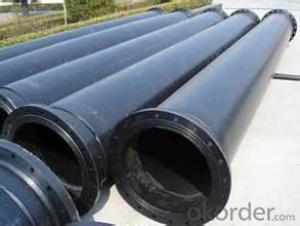 PE gas pipe manufacture L300