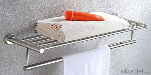Strong Bathroom Accessory Bath Towel Bar AB2112
