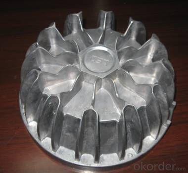 ADC12 aluminium die casting