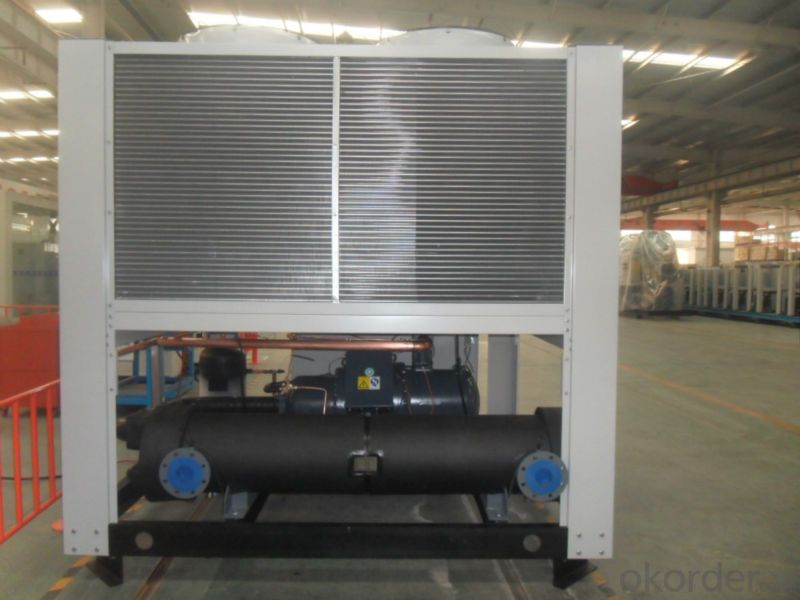 Air Cooled Screw Chiller, size A3001