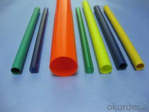 PVC Pipe Higher Flow Capacity Made in China