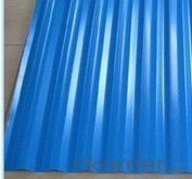EXCELLENT COLOR COATED STEEL COIL BLUE