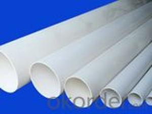 PVC Pressure Pipe 20-630mm diameter  Made in China