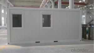 Affordable Prefabricated Container Mobile House
