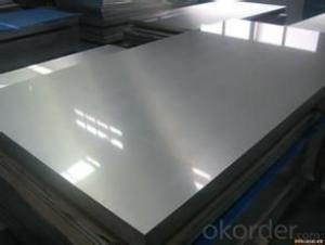 Gavalume steel sheet