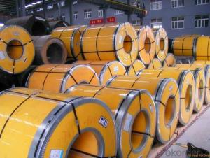 Cold Rolled Stainless Steel Coil 304 2B Wide Strip