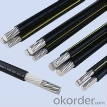 Aerial Insulated Cable with rated Voltage 0.6/1kv,10kv, 35kv