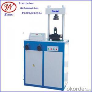 YES Series Digital Display Type Hydraulic Compression Testing Machine