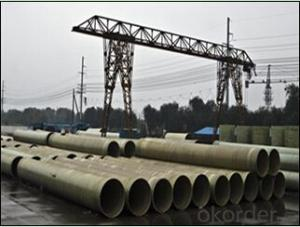 FRP Pipeline, size G1001