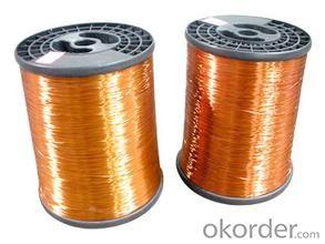 enameled aluminium round wire
