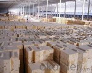 Fused Silica Refractory Bricks