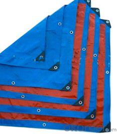 Waterproof shade of tarpaulin sheet